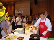 Ouverture de l'exposition «Les aliments espagnols au Vietnam»