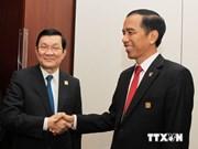 L'Indonésie attache de l'importance à l'amitié avec le Vietnam