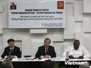 Ouverture du 2e colloque théorique entre le PCV et le PCC