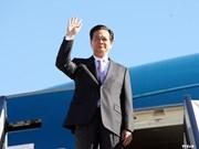 Nguyen Tan Dung participe au 25e Sommet de l'ASEAN