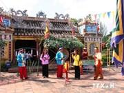 """Séminaire sur le jeu traditionnel """"bai choi"""" de la province de Khanh Hoa"""