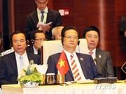 Le Premier ministre Nguyen Tan Dung au 25e Sommet de l'ASEAN