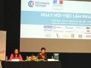 Bientôt le forum de l'emploi France-Vietnam 2014 à Hanoi