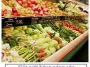 Promotion des produits agricoles du Vietnam en Italie
