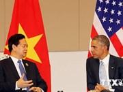 Le PM  rencontre le président Barack Obama