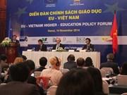 Le Vietnam et l'UE discutent de l'enseignement supérieur