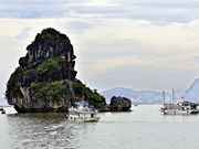 La baie de Ha Long en grand format
