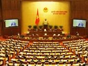L'Assemblée nationale procède au vote de confiance