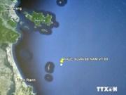Le cargo Phuc Xuân 68 localisé, poursuite des recherches
