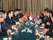 Indonésie et Vietnam resserrent leur coopération
