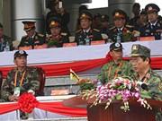 Ouverture du 24e Tournoi de tir militaire de l'ASEAN