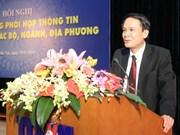La VNA, les ministères et localités se coordonnent