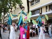 Le Vietnam primé au Festival international des théâtres de marionnettes