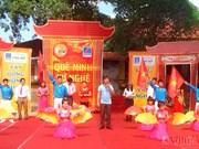 Deux chants folkloriques du Centre, candidats à la qualité de patrimoine de l'UNESCO
