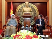 Vietnam et Iran approfondissent leur coopération législative