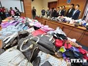 Le Vietnam lance une nouvelle campagne anticontrefaçon