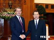 Les entreprises italiennes s'intéressent au Vietnam