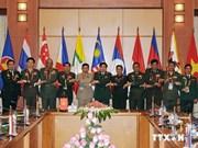 Le ministre de la Défense reçoit les chefs des armées de l'ASEAN