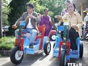 Ouverture du Forum des handicapés d'Asie-Pacifique