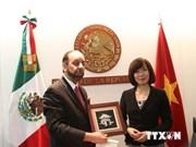 Le Mexique est déterminé à intensifier ses relations avec le Vietnam