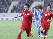 AFF Suzuki Cup : le Vietnam finit premier de la poule A