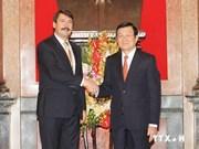 Le président hongrois termine sa visite d'Etat au Vietnam