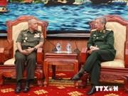 Défense : une délégation indonésienne au Vietnam
