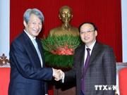 Le Vietnam souhaite une coopération japonaise dans la formation de la main-d'œuvre