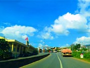 """Application du modèle """"une porte, un arrêt"""" à la porte-frontière Laos Bao-Densavanne"""