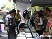 Le Vietnam à la Foire-expo des parcs géologiques en Malaisie