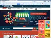 Lancement de la Journée des achats en ligne Vietnam 2014