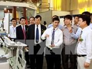 21e exposition internationale de médecine et pharmacie à Hanoi
