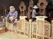 Dong Nai : croissance intéressante pour les exportations de produits en bois