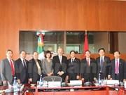Vietnam et Mexique renforcent la coopération entre les organes législatifs