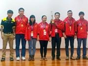 Le Vietnam reprend la tête aux Championnats de go d'Asie du Sud-Est