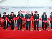 Construction et industrie minière: ouverture de l'expo Vietconstech 2014