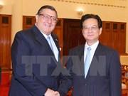Le PM Nguyen Tan Dung reçoit l'ambassadeur chilien au Vietnam