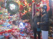 La magie de Noël s'empare de Hanoi