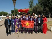 Le Vietnam obtient 2 médailles d'or aux Olympiades internationales des sciences junior