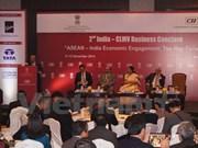 Renforcement des relations entre l'Inde et CLMV