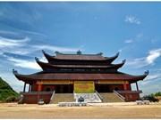 Les pagodes de Bai Dinh, une destination remarquable du tourisme spirituel