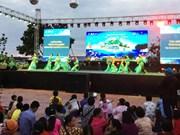 Des voyagistes vietnamiens au 3e Festival maritime du Cambodge