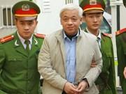 Procès ACB : 30 ans d'emprisonnement confirmé pour Nguyen Duc Kien