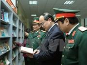 Activités commémoratives du 70e anniversaire de la fondation de l'armée vietnamienne