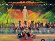 Célébration du 70e anniversaire de la fondation de l'armée vietnamienne à Cao Bang