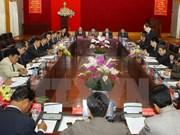 Vietnam et Laos coopèrent dans l'édification de frontières stables