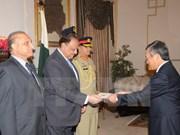 Vietnam et Pakistan promeuvent leur coopération