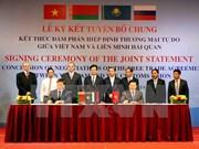Les accords de libre-échange créeront de nouvelles opportunités
