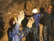 Sauvetage avec succès des ouvriers bloqués à Lam Dong