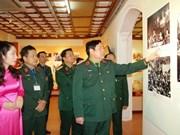 """Hanoi : exposition """"L'armée héroïque – La tradition glorieuse"""""""